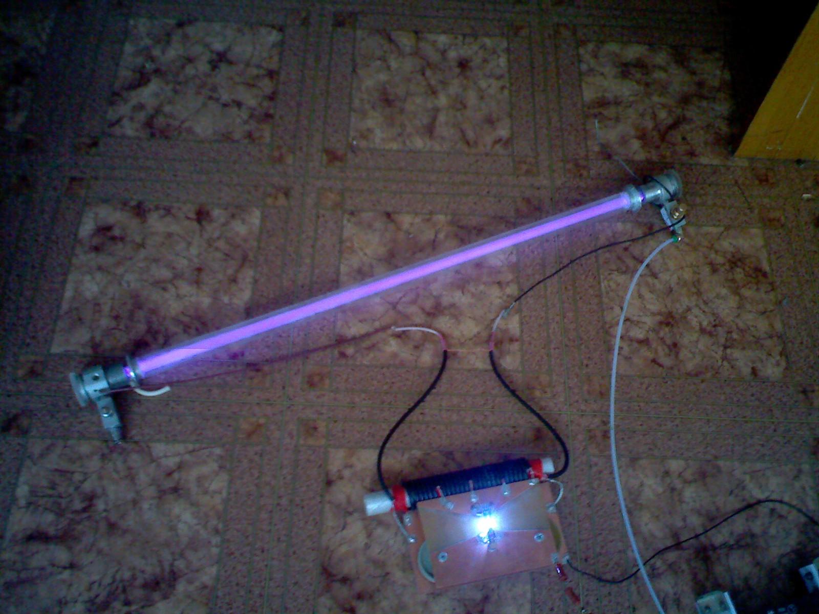 Углекислый лазер своими руками